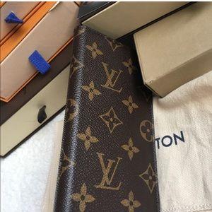 Authentic Louis Vuitton IPhone 7/8 Plus Folio Case